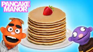Ihop Halloween Free Pancakes 2013 by Pancake Party Learning Foods Kids Songs Pancake Manor