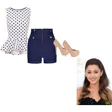 Ariana Grande Has A Audrey Hepburn Inspired Style She Wears 50s Styled Clothing SOOOO
