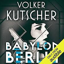 Babylon Berlin Cover Art