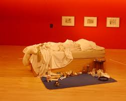Tracey Emin My Bed by Review Tracey Emin U0026 William Blake In Focus At Tate Liverpool