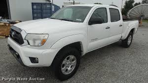 2012 Toyota Tacoma Double Cab Pickup Truck | Item ES9267 | S...