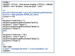Servers Apache Tomcat Server Side Scripts Java