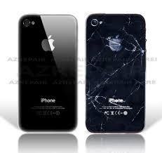 iPhone 4 Back Glass Repair Apple Service