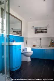 beautiful images of beach themed bathroom mirrors bathroom