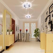 modern small size 18cm clear sunflower corridor ceiling