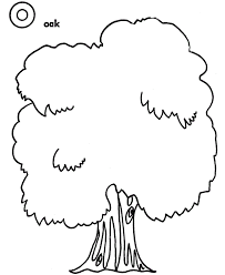 These Free Printable Arbor Day Coloring Pages Are Fun For Kids Tree