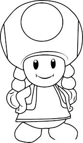 Dessin De Champignons A Imprimer Colorier Les Enfants Marnfozinecom