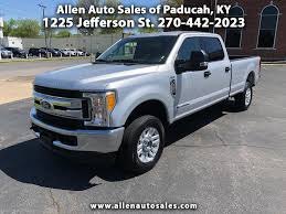 Used 2017 Ford F-250 SD For Sale In Paducah, KY 42001 Allen Auto Sales Trucks For Sale Ky Used Cars Alexandria Ky Big Joe Auto Sales Lifted Diesel For In Lovely The 2013 Ford Super Duty Vehicle Specials In Richmond Intertional Harvester Classics On Autotrader Ford Dealer Lexington Paul Miller Cssroads Lincoln Inc Vehicles Sale Frankfort 40601 1ftyr44u38pa85366 2008 Black Ford Ranger Sup 2016 Food Truck Kentucky Top Louisville Oxmoor Dixie Car Pickup