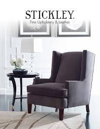 Stickley Furniture Leather Colors by Stickley Fine Upholstery U0026 Leather Collection By Stickley Issuu