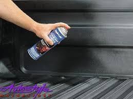 truck bed coating spray