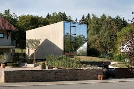 100 Concrete House Designs Modern Concrete House Loves Glass Too Curbed