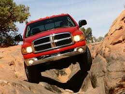 New Dodge Truck Blasts Out Of The Earth At
