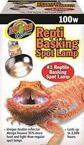 Bearded Dragon Heat Lamp Timer by Amazon Com Zoo Med Reptile Basking Spot Lamp 150 Watts Pet