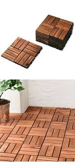 IKEA Fan Favorite RUNNEN Outdoor Flooring Add A Personal And Stylish Touch To Any Space With This