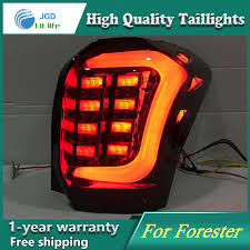 car styling for subaru forester 2013 2014 2015 taillights