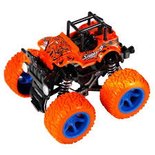 100 Toys 4 Trucks Amazoncom PBOX Monster Friction Powered Cars For Kids