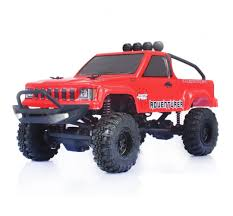 100 4x4 Rc Truck RGT Mini Crawlers 124 Scale 4wd Off Road Car Lipo Monster