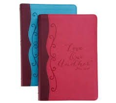 Set Of Two New King James Version Friendship Bibles