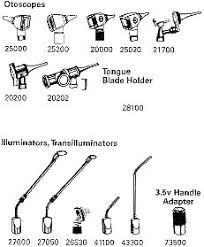 wa 03100 u welch allyn 3 5v replacement light bulb l