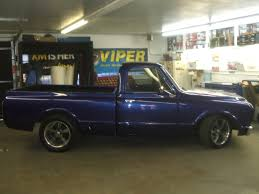 1970 Chevy Pickup Sound System | Car Audio Lovers