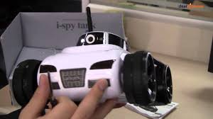 Desk Pets Carbot Youtube by Iphone Ipad Android Controlled 4 Ch Wireless Spy Tank W 300kp