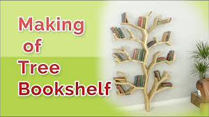 100 Tree Branch Bookshelves Building A Tree Bookshelf In Easy Way
