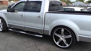 RIMTYME HAMPTON, 2007 LINCOLN MARK LT SITTING ON 26