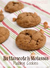 Pumpkin Spice Pudding Snickerdoodles by Butterscotch Molasses Pudding Cookies Crazy For Crust