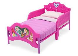 Princess Plastic 3D Toddler Bed CB Furniture