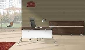 Jesper Office Adjustable Desk by 300 Collection Credenza