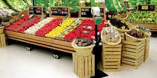 Display Produce Department Merchandising