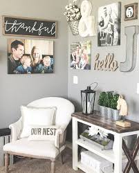 Decorating Diy Rustic Wall Picture Display