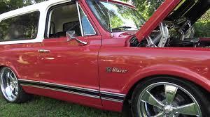 100 Blazer Truck 1972 Chevy LSX Custom Show SUV Classic C10 Chevrolet
