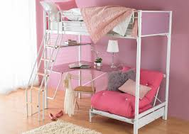 Bunk Bed With Desk Walmart by Bunk Beds Metal Loft Bed With Desk Walmart Bunk Beds With Desk
