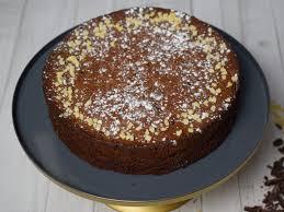 saftiger mandel schokokuchen tag des schokoladenkuchens