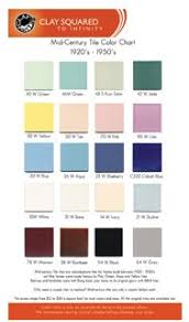 20 tile colors of b w tile where to see them