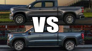 2019 GMC Sierra Vs 2019 Chevy Silverado 1500 - YouTube Gmc Comparison 2018 Sierra Vs Silverado Medlin Buick 2017 Hd First Drive Its Got A Ton Of Torque But Thats Chevrolet 1500 Double Cab Ltz 2015 Chevy Vs Gmc Trucks Carviewsandreleasedatecom New If You Have Your Own Good Photos 4wd Regular Long Box Sle At Banks Compare Ram Ford F150 Near Lift Or Level Trucksuv The Right Way Readylift 2014 Pickups Recalled For Cylinderdeacvation Issue 19992006 Silveradogmc Bedsides 55 Bed 6 Bulge And Slap Hood Scoops On Heavy Duty Trucks