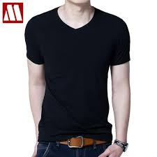 online get cheap man v neck t shirt aliexpress com alibaba group