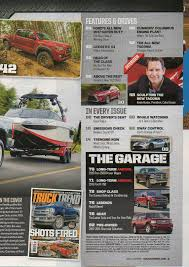 Truck Trend: Jason Gonderman: Amazon.com: Books 2000 Jeep Grand Cherokee Roof Rack Lovequilts 2012 Dodge Durango Fuse Box Diagram Wiring Library Compactmidsize Pickup Best In Class Truck Trend Magazine Renders Tesla The Badass Automotive Imagery Thread Nsfw Possible Page 96 Off Download Pdf Novdecember 2018 For Free And Other 180 Bhp Mahindra 4x4s To Bow In Usa Teambhp Ford 350 Striker Exposure Jason Gonderman Amazoncom Books Escalade Front Clip Played Out Or Still Pimpin Page1 Discuss 2016 Nissan Titan Xd Pro4x Diesel Update 3 To Haul Or Not Infiniti Aims For 6000 Global Sales 20