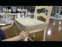 Dining Room Chair Seat Cushion Covers How To Make A Kitchen Cover