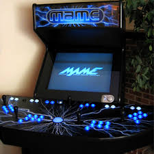 mala frontend for arcade cabinets user cabs