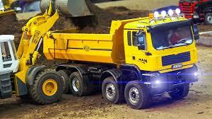 100 Rc Model Trucks Amazing Machines Excavators Construction