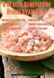 best 25 benefits of himalayan salt ideas on pinterest himalayan