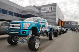 SEMA 2016 Day 1 Highlights - GTspirit Custom Lifted 2012 Ford F350 Former Sema Build Socal Trucks Mopar At Blog 2015 Top 10 Liftd From The Duke Is A 72 Chevy C50 Transformed Into One Bad Work Pickup Best Of 2017 Automobile Magazine 2018 F150 Models Prices Mileage Specs And Photos Video Miiondollar Monster Truck For Sale Of Sema Rhucktrendcom Huge Up X With Lift Orange Pickup For Awesome The 16 Craziest Coolest Roush Nitemare Comes With 600horsepower V8 Aev Sema American Expedition Vehicles Product Forums Just Some Crazy Customized From Gallery