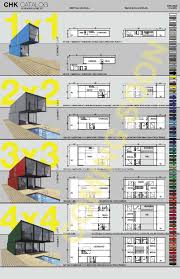 100 Shipping Container House Kit CHK CONTAINER HOME KIT CHK Home Combines