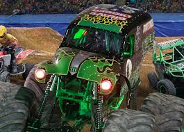 100 Monster Trucks Cleveland Jam Triple Threat Series NowPlayingNashvillecom