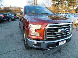 100 Ford 2015 Truck Used F150 4WD SuperCrew 145 XLT At North Coast Auto Mall