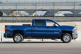2015 Chevrolet Silverado 2500HD Duramax And 2500HD Vortec - Gas Vs ...