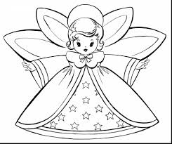 Outstanding Christmas Coloring Pages With Cute And Disney