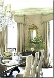 Formal Dining Room Curtains Drapes Astonishing Living At Fancy